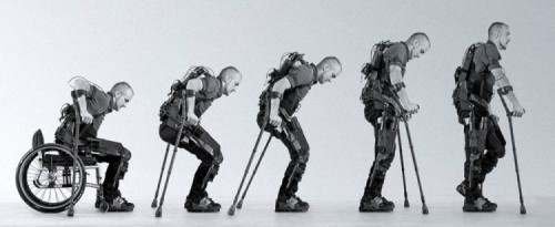 Exosquelette Rewalk Robotics