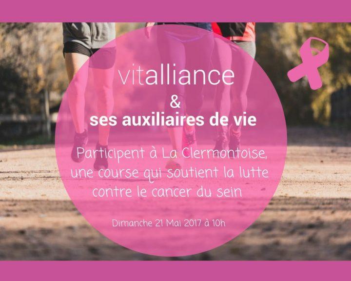 Vitalliance court avec la Clermontoise