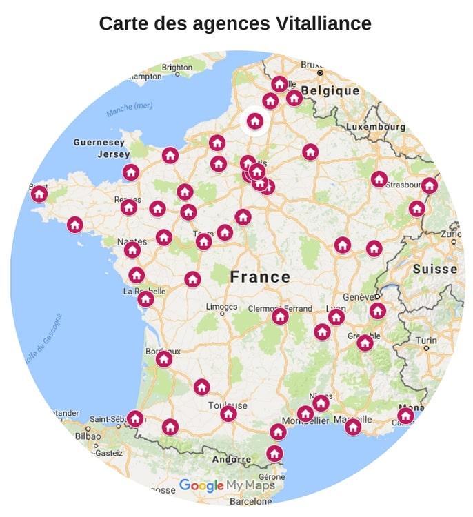 agences aide à domicile Vitalliance