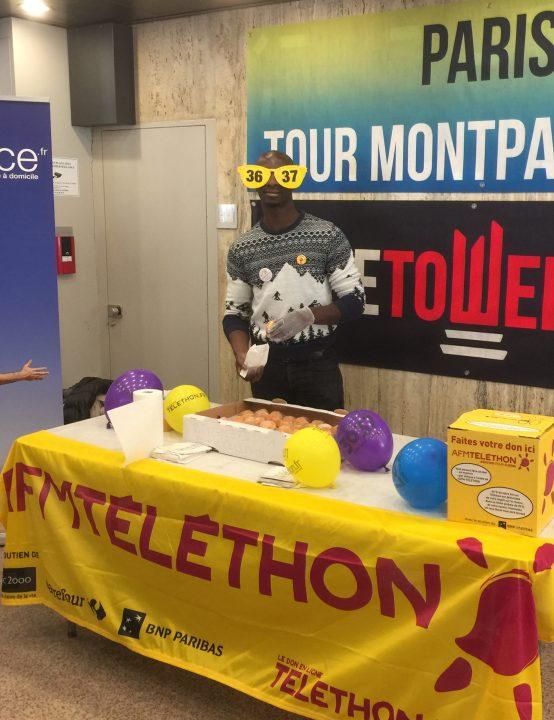 Vitalliance AFM Téléthon
