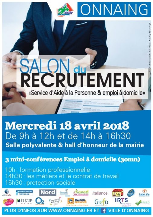 Vitalliance au salon recrutement SAP