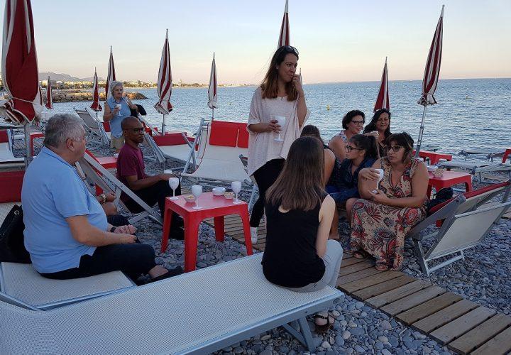 Pique-nique Vitalliance à Cannes