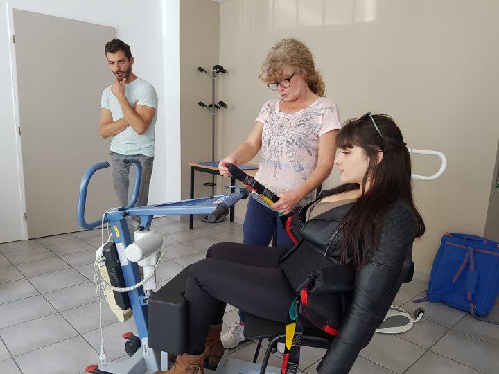 L'agence de Nîmes organise une formation pour les aides à domicile