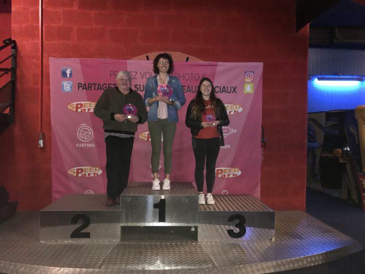grandes gagnantes sortie bowling Vitalliance