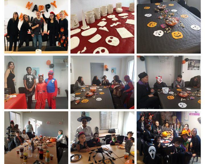 Vitalliance invite les auxiliaires de vie à fêter Halloween