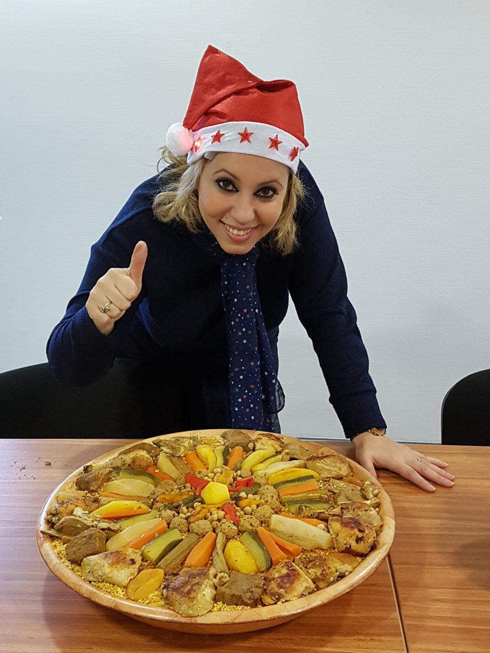 Vitalliance Grenoble célèbre les fêtes de fin d'année