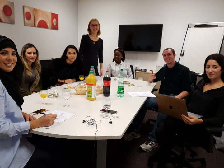 Agence Vitalliance Toulouse : goûter de Noël