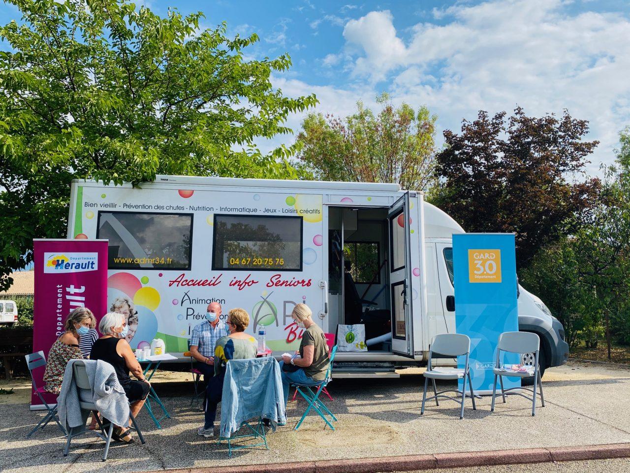 """Vitalliance Montpellier Est : le """"Bus des Aidants"""", une initiative nécessaire !"""