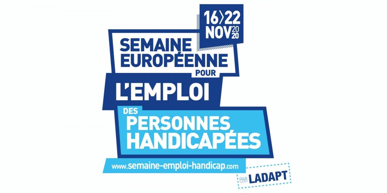 Vitalliance toujours engagée dans la Semaine Européenne pour l'Emploi des Personnes Handicapées !