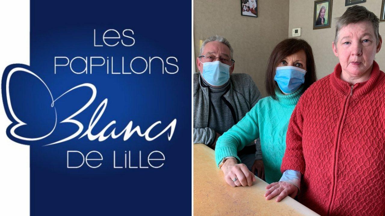 L'association Les Papillons Blancs de Lille a rencontré Patricia Windels, auxiliaire de vie de l'agence Vitalliance Lille