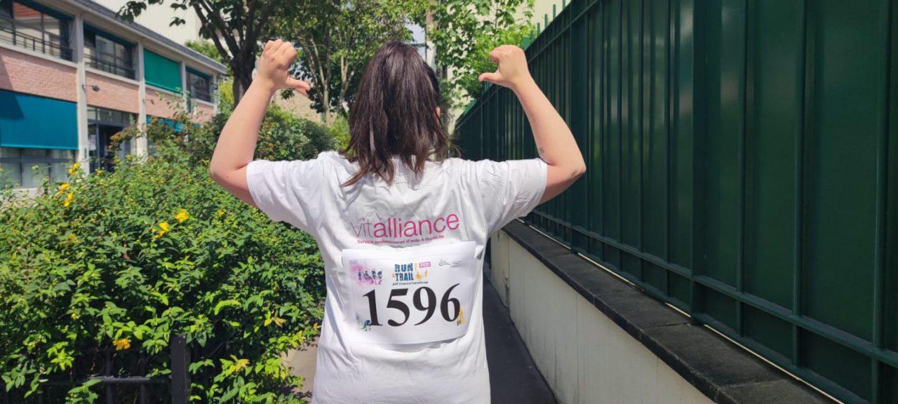 """Course """"Run & Trail"""" de l'APF France Handicap : découvrez les agences qui ont participé !"""