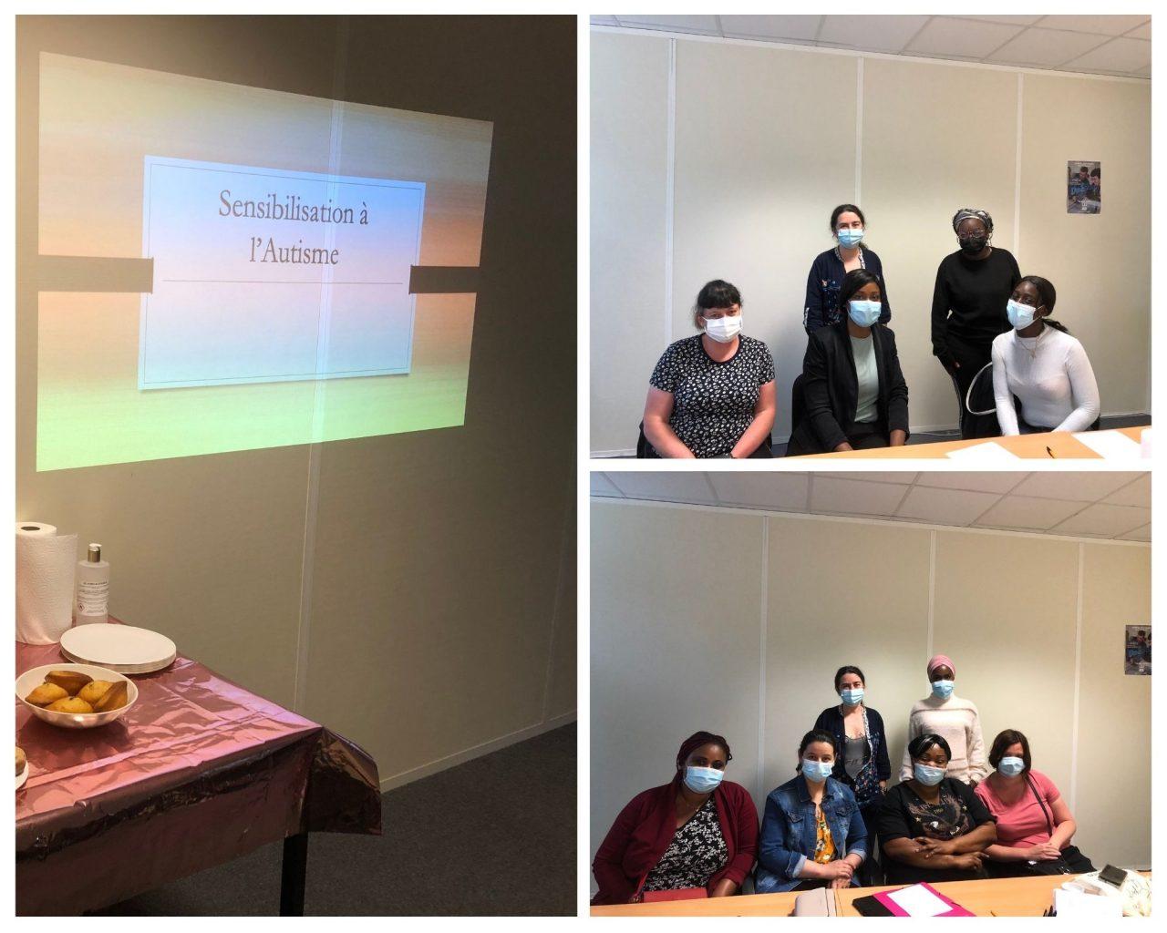 Cergy-Pontoise : formation sur les troubles autistiques
