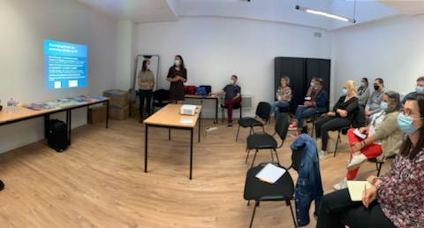 Valenciennes-Est : ciné-débat sur la sclérose en plaque avec l'association Parc Sep