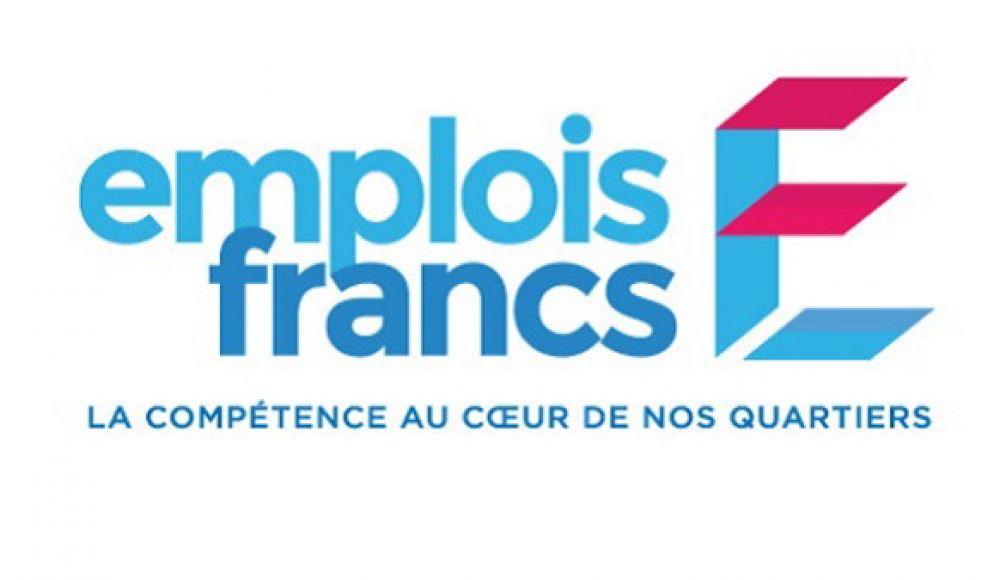 Emplois Francs : l'équipe de Caen reçoit  Nathan De Lara, sous-préfet chargé de la relance