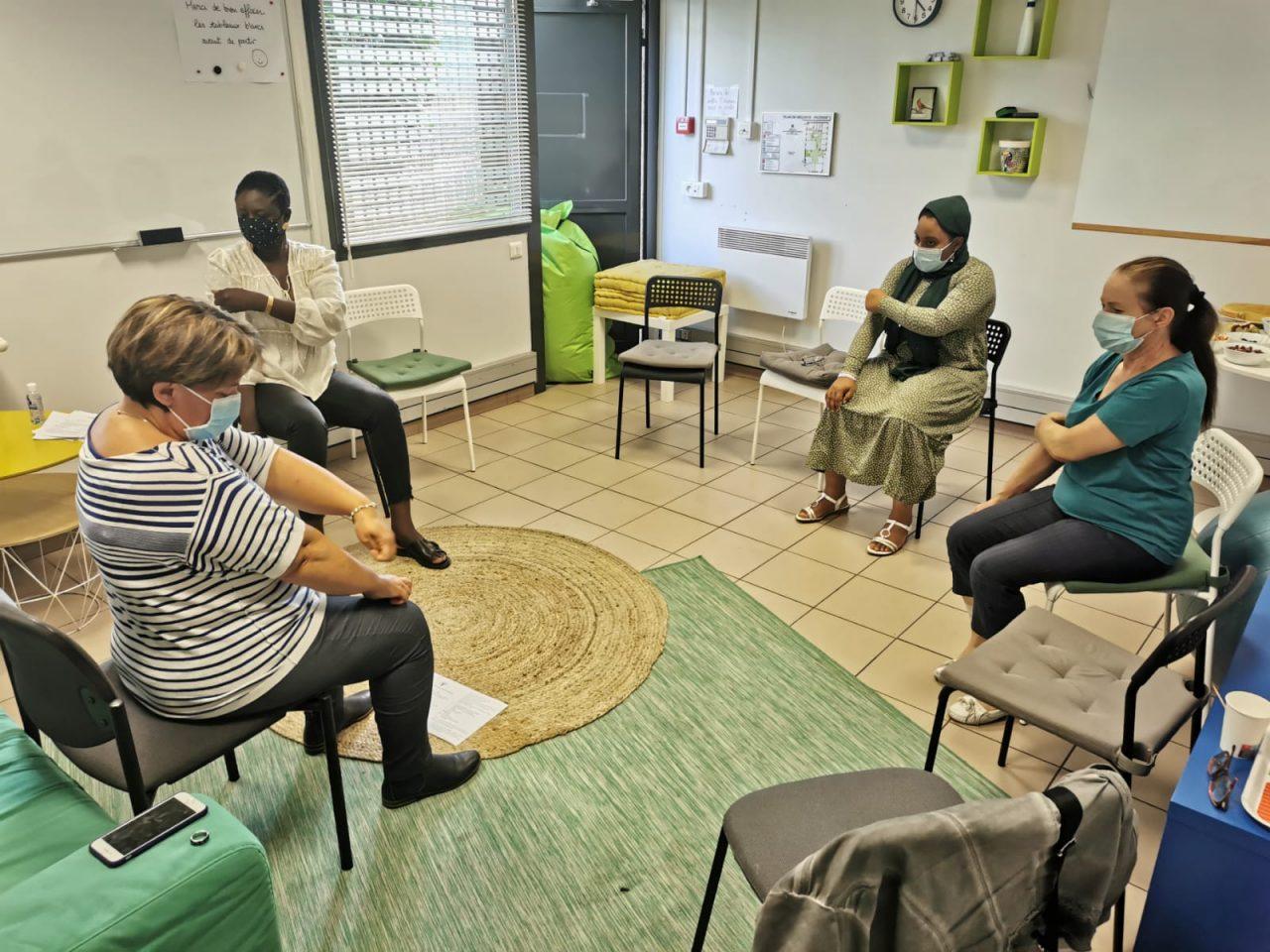 Bien-être : Séance de massage à Voiron pour les auxiliaires de vie
